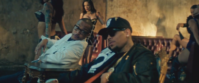 T.I. ft. Chris Brown-Private Show (Official Video)