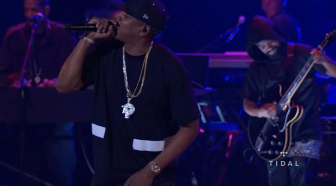 Jay Z B-Sides Concert (Full HD)