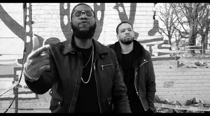Kenneth Whalum ft. Big KRIT-AWAY (Official Video)