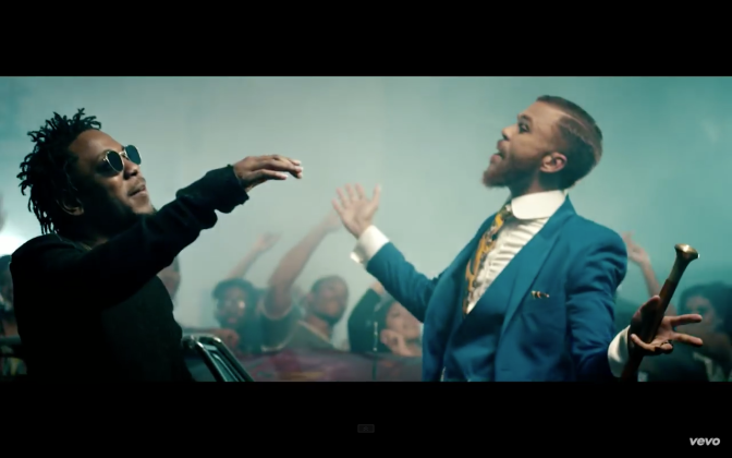 Jidenna ft. Kendrick Lamar-Classic Man Remix (Official Video)