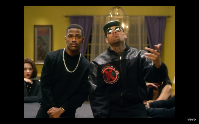 Big Sean ft. Chris Brown & Ty Dolla $ign-Play No Games (Official Video)