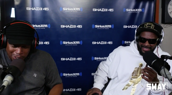 R. Kelly On Sway In The Morning
