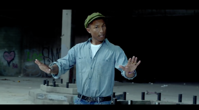 Pharrell-Freedom (Official Video)