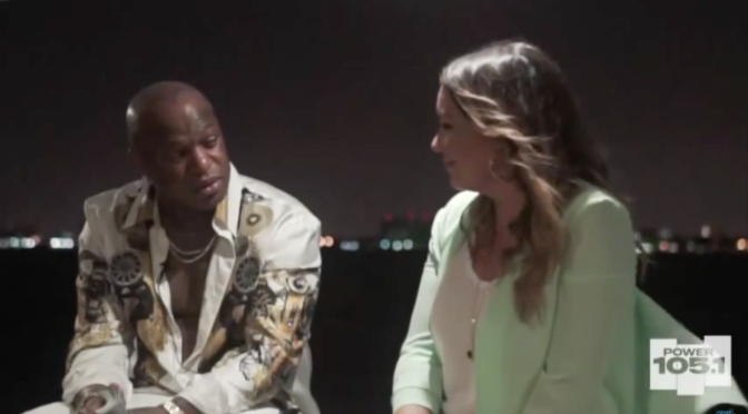 Angie Martinez Full Interview with Birdman