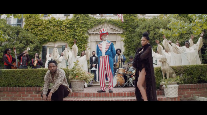 Kendrick Lamar-For Free? (Official Video)