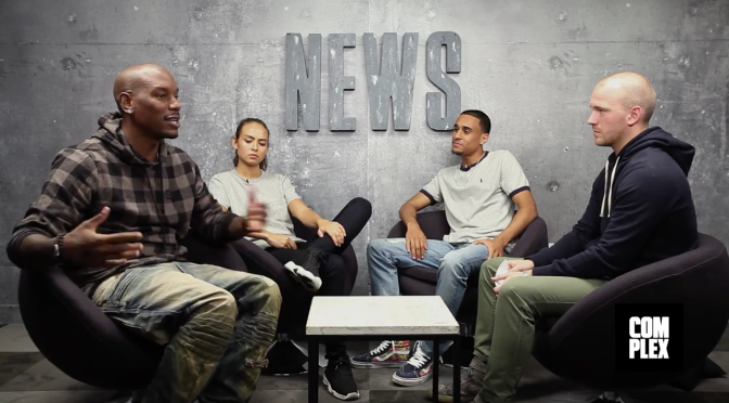 Well Rounded: Tyrese on Drake, 'Empire,' and His New Film 'Shame'