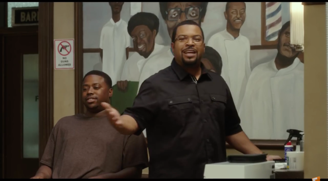 Barbershop: The Next Cut (Official Trailer)