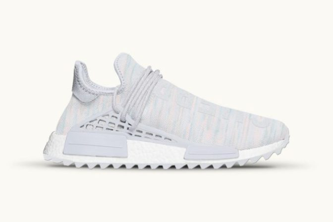 Pharrell New adidas Hu NMD