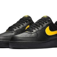 "Air Force 1 Low ""Black Leather"" Pack"